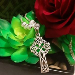Jewelry - Celtic 925 Cross